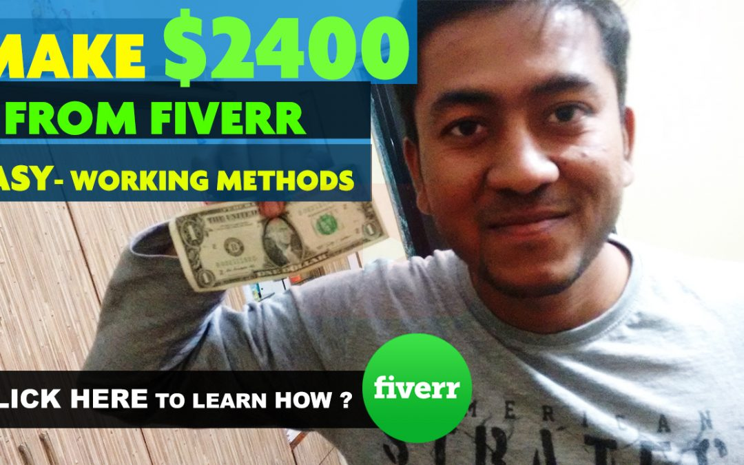 How To Make Money Drawing cartoons on fiverr in2021 |